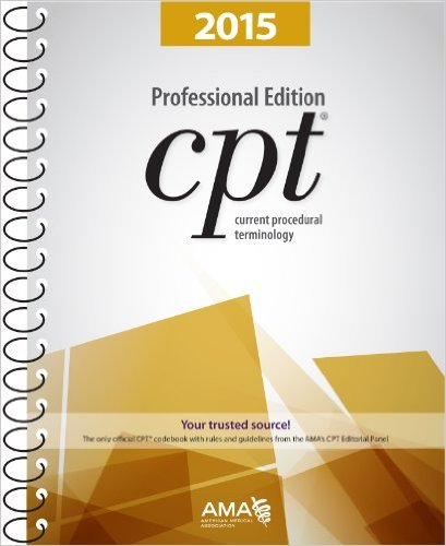 CPT Professional Edition: Current Procedural Terminology - Original PDF