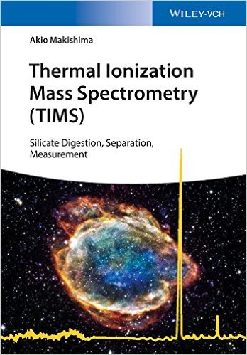 Thermal Ionization Mass Spectrometry (TIMS): Silicate Digestion, Separation, Measurement - Original PDF