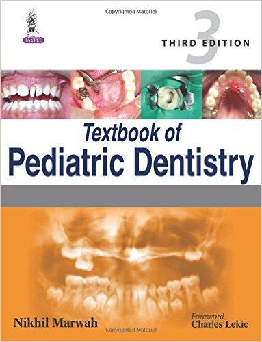 Textbook of Pediatric Dentistry 3rd Edition – Original PDF