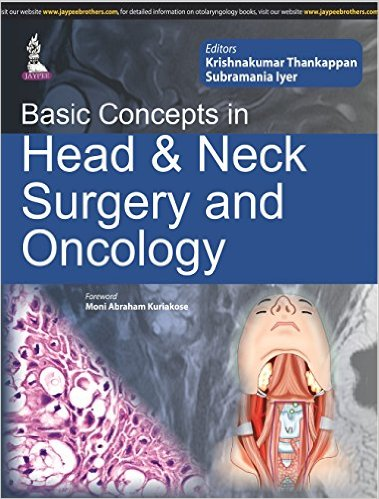 Basic Concepts in Head & Neck Surgery and Oncology – Original PDF