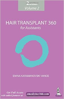 Hair Transplant 360 for Assistants volume 2 -Original PDF+Videos