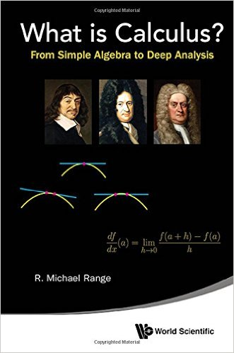What is Calculus?: From Simple Algebra to Deep Analysis - EPUB