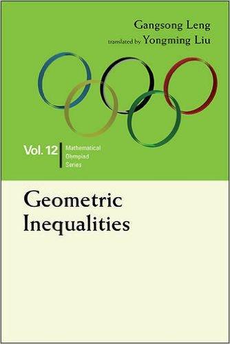 Geometric Inequalities (Mathematical Olympiad)