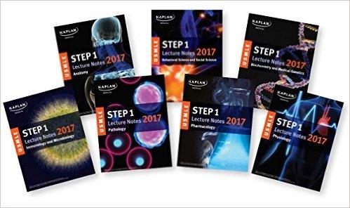USMLE Step 1 Lecture Notes 2017: 7-Book Set - Original PDF