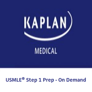KAPLAN USMLE Step 1 Online Prep Videos On Demand 2017 2018-Videos