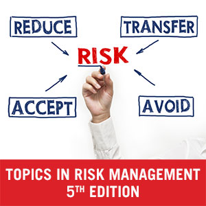 Topics in Risk Management 5th Edition 2014 - PDFs + Audios